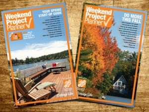 Weekend Project Planner