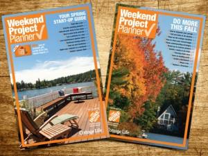Weekend Project Planner