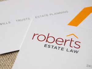 Roberts Estate Law Identity