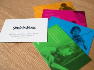 Sinclair Music Identity