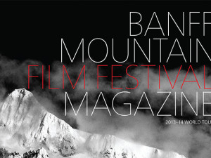 Banff Mountain Film Festival Magazine