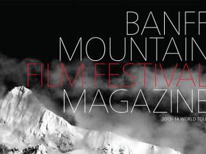 Banff Mountain Film Festival Magazine