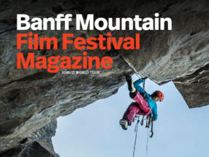 Banff Mountain Film Festival Magazine 2016