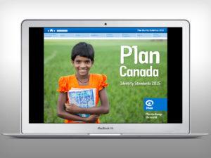 Plan Canada Brand Standards Interactive PDF