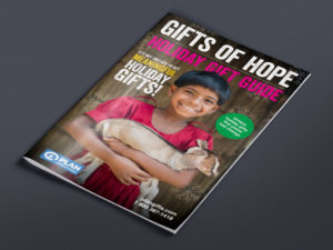 Plan Canada Gifts of Hope Reminder Catalogue
